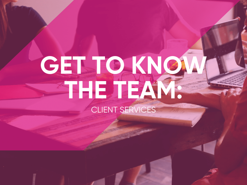 Get To Know Retail Assist's Client Services Team