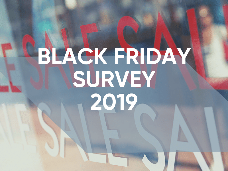 Retail Assist Black Friday Consumer Research 2019
