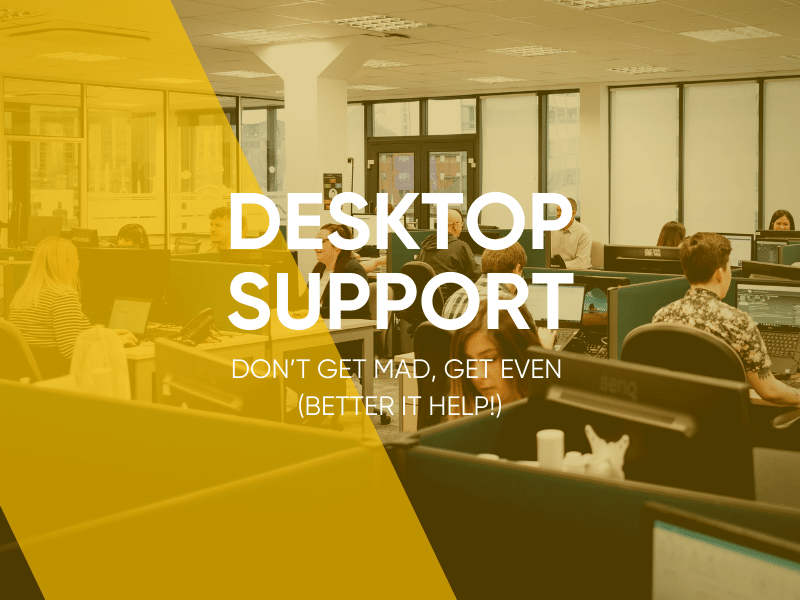 Retail Assist Desktop Support