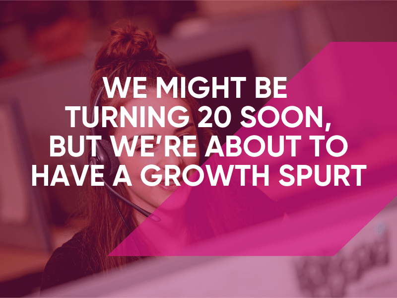 Retail Assist Is Turning 20, But We're About To Have A Growth Spurt