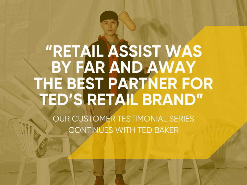 Ted Baker Customer Testimonial