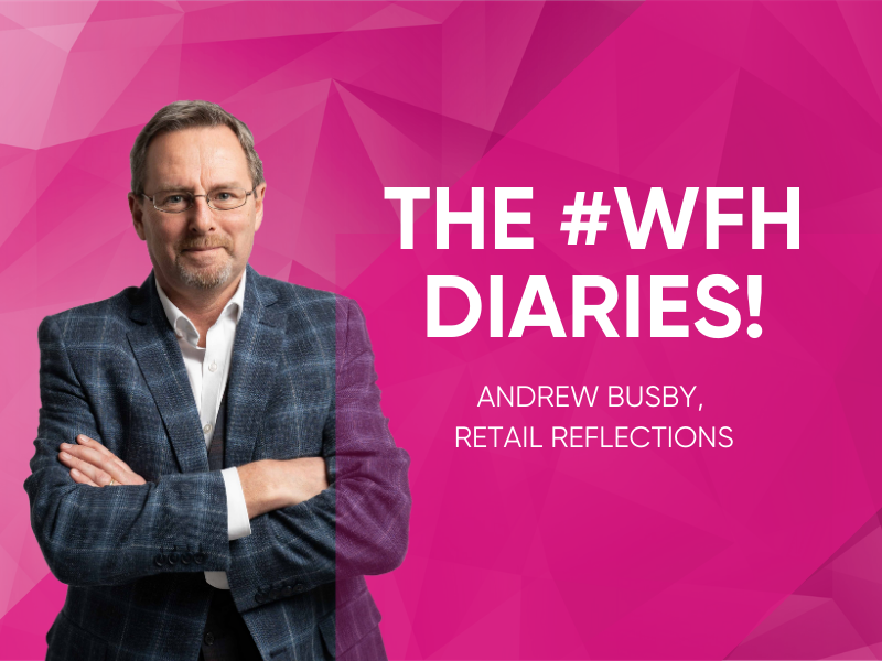 The #WFH Diaries: Andrew Busby