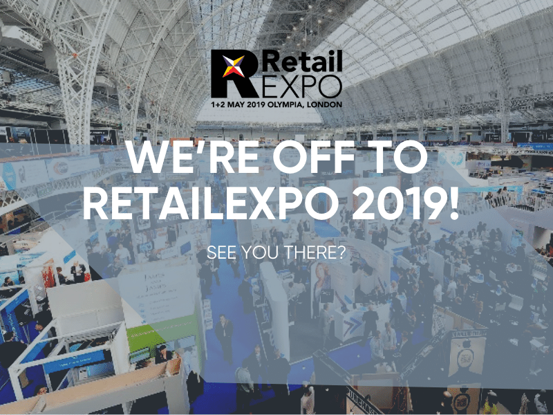 We're Off To Retail Expo 2019