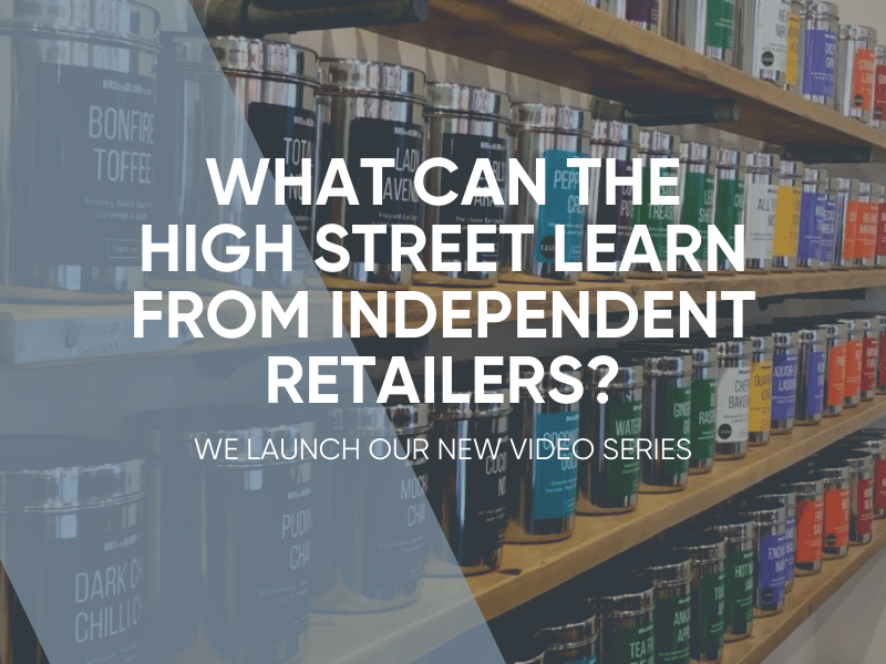 What Can The High Street Learn From Independent Retailers - Bird & Blend