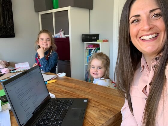 Working from home diaries: Alex Broxson