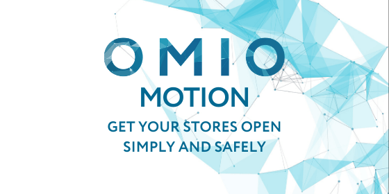 OMIO Motion: Get Your Stores Open Simply and Safely - Occupancy Management