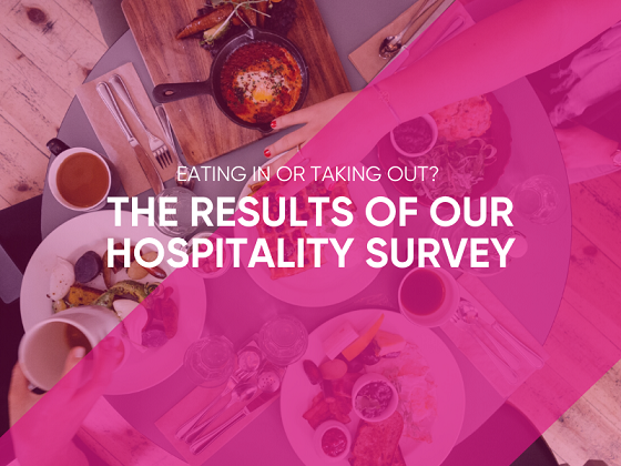 The Results Of Our Hospitality Survey