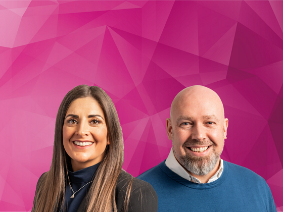 Two New Directors, One new Customer, One Big Re-Brand - and 21 Years of Trading