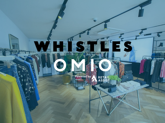 OMIO PIM Welcomes Whistles as Its Latest Client