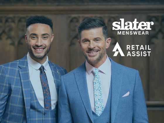 We Celebrate New Partnership with Slater Menswear - Merret Pro