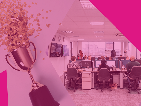 Our Head of Systems Support is a Finalist at the Women in Tech Excellence Awards