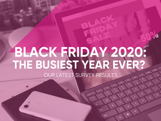 Black Friday 2020 Stats: Our Latest Survey Results