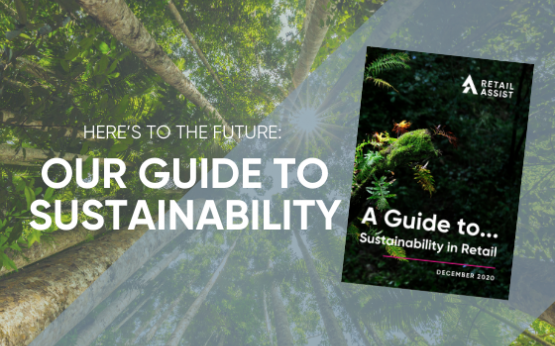 Here's to the Future Our Guide to Sustainability