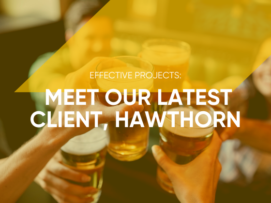 Effective Projects: Meet Our Latest Client, Hawthorn