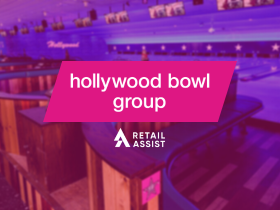 Retail Assist 'Strikes' a New Customer! We Welcome Hollywood Bowl Group