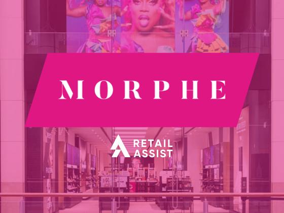 Morphe X Retail Assist